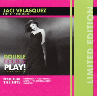 On My Knees/Christmas   -     By: Jaci Velasquez