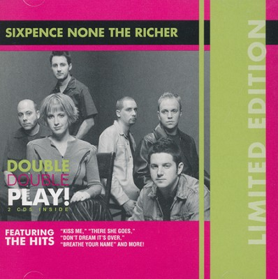Sixpence None the Richer/Divine Discontent   -     By: Sixpence None the Richer