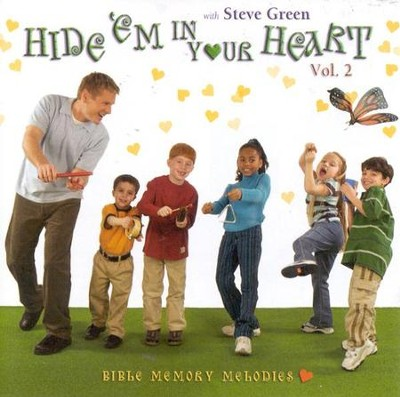 Hide 'Em In Your Heart, Volume 2, Reissue, Compact Disc [CD]   -     By: Steve Green