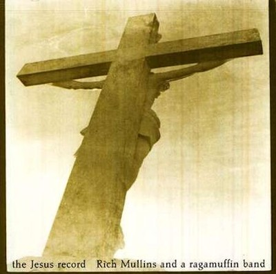 The Jesus Record, Compact Disc [CD]  -     By: Rich Mullins