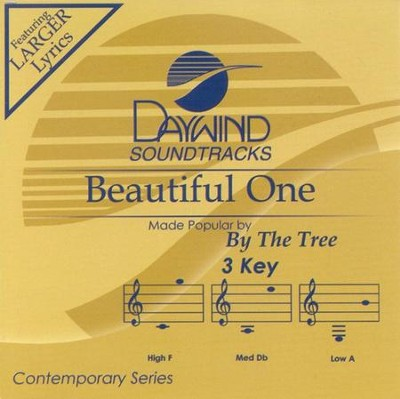 Beautiful One, Accompaniment CD   -     By: By the Tree