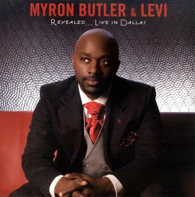 Revealed...Live In Dallas CD   -     By: Myron Butler & Levi