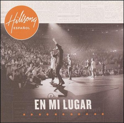 En Mi Lugar, CD   -     By: Hillsong