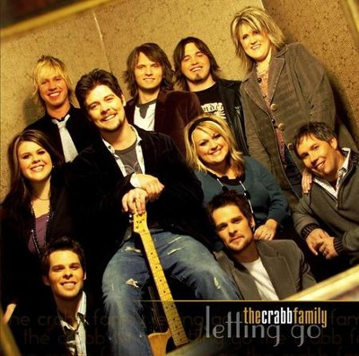 Letting Go CD   -     By: The Crabb Family
