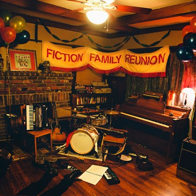 Fiction Family Reunion   -     By: Fiction Family