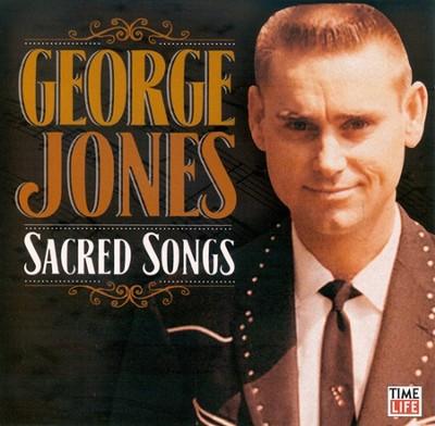 Sacred Songs CD   -     By: George Jones
