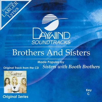 Brothers & Sisters   -     By: Sisters, The Booth Brothers
