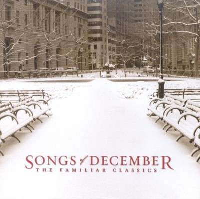 Songs Of December, Compact Disc [CD]   -