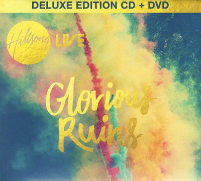 Glorious Ruins Live, Deluxe Edition--CD and DVD   -     By: Hillsong Live