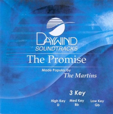 The Promise, Accompaniment CD   -     By: The Martins