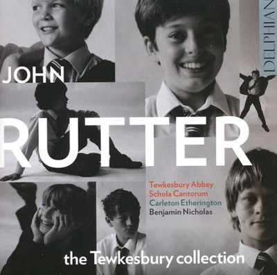 The Tewkesbury Collection CD  -     By: John Rutter