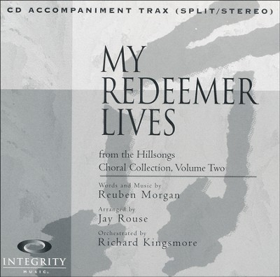My Redeemer Lives (CD Octavo Track)  -     By: Jay Rouse