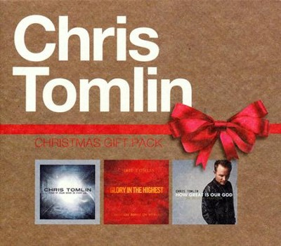 3 CD Christmas Gift Pack   -     By: Chris Tomlin