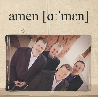 Amen, CD   -     By: Down East Boys