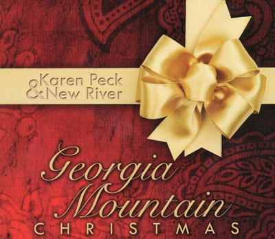 Georgia Mountain Christmas   -     By: Karen Peck & New River