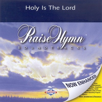 Holy Is The Lord, Accompaniment CD   -     By: Chris Tomlin