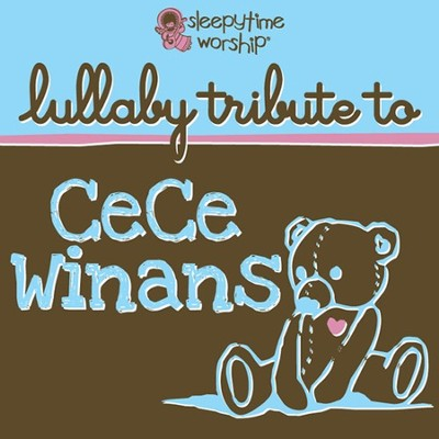Lullaby Tribute to CeCe Winans CD   -