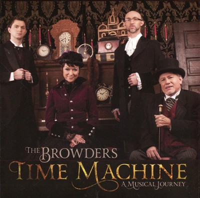 Time Machine   -     By: The Browders