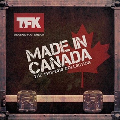 Made In Canada: The 1998-2010 Collection   -     By: Thousand Foot Krutch