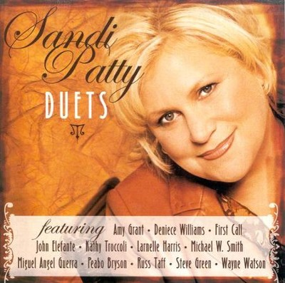 Duets CD   -     By: Sandi Patty
