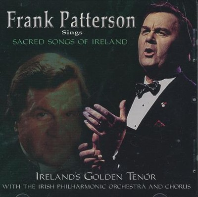 Sacred Songs of Ireland CD  -     By: Frank Patterson