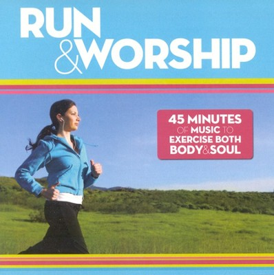 Run & Worship CD   -