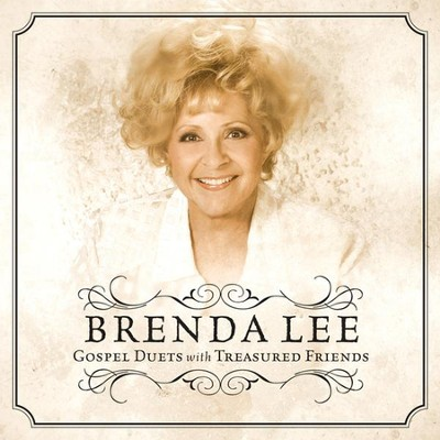 Gospel Duets with Treasured Friends CD  -     By: Brenda Lee
