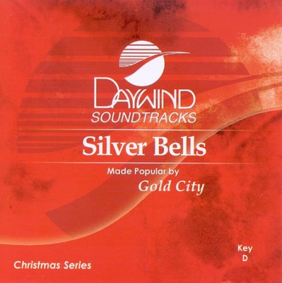 Silver Bells, Accompaniment CD   -     By: Gold City