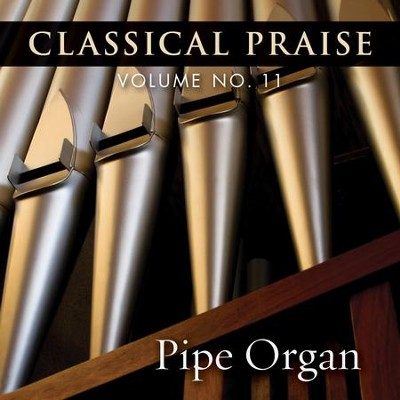 Pipe Organ CD  -
