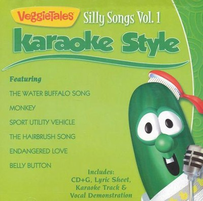Veggie Tales Silly Songs, Volume 1   -