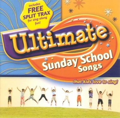Ultimate Sunday School Songs CD   -     By: Various Artists