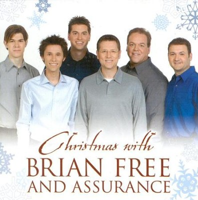 Christmas with Brian Free & Assurance CD   -     By: Brian Free & Assurance