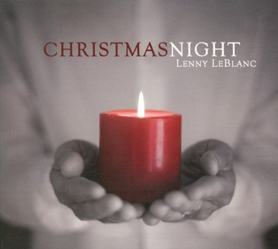 Christmas Night CD   -     By: Lenny LeBlanc