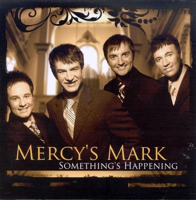Something's Happening CD  - Slightly Imperfect  -     By: Mercy's Mark