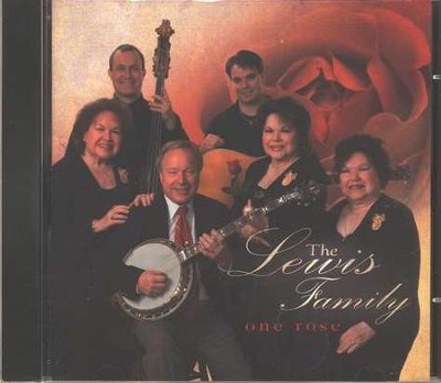 One Rose, Compact Disc [CD]   -     By: The Lewis Family