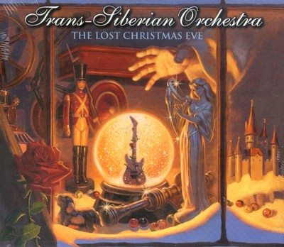 Christmas Dreams (Album Version)  [Music Download] -     By: Trans-Siberian Orchestra