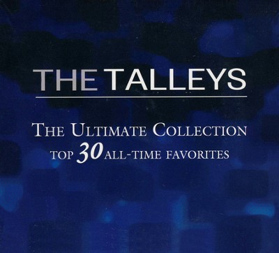 The Ultimate Collection (Double Disc)   -     By: The Talleys