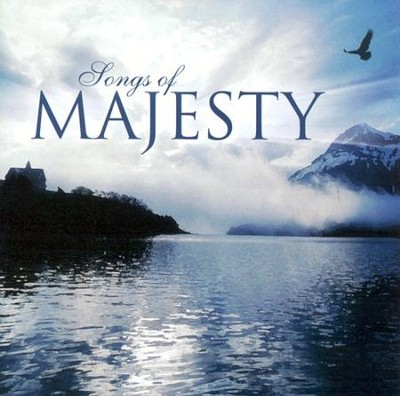 Songs of Majesty CD   -