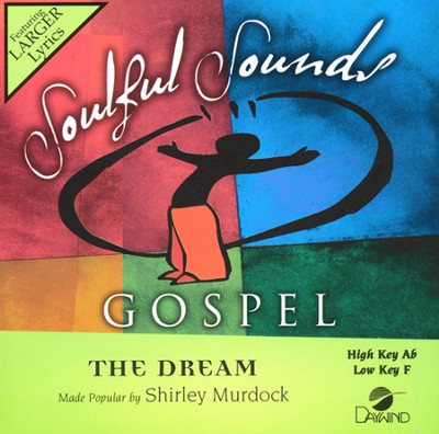 The Dream, Acc CD    -     By: Shirley Murdock