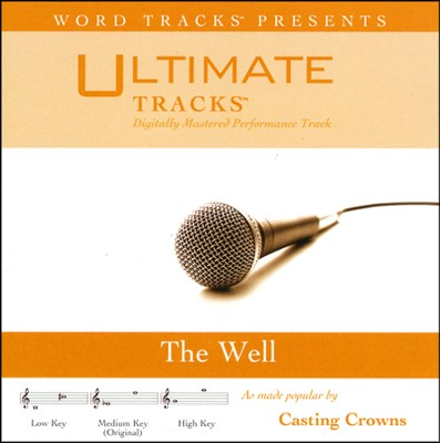 The Well - Low Key Performance Track with Background Vocals  [Music Download] -
