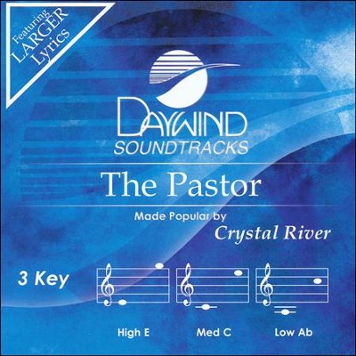 The Pastor Acc, CD  -     By: Crystal River
