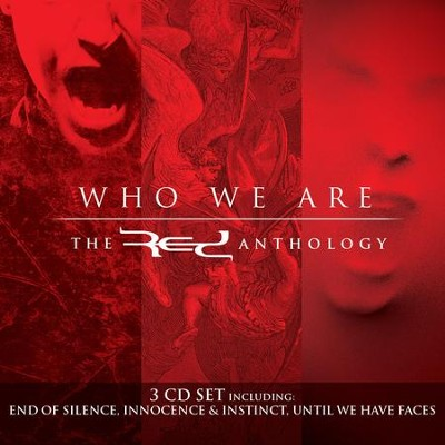 Who We Are: The Red Anthology (3 CD's)   -     By: Red