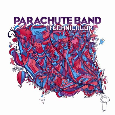 Technicolor CD   -     By: Parachute Band