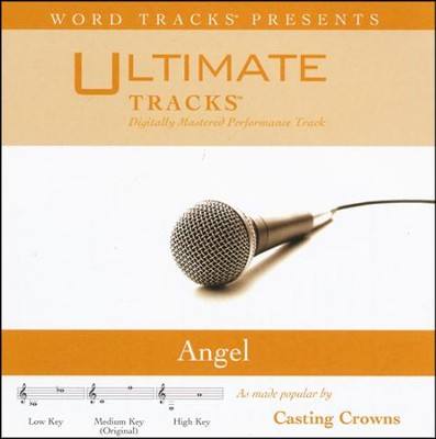 Angel, Acc CD    -     By: Casting Crowns