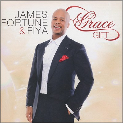 Grace Gift CD  -     By: James Fortune, Fiya