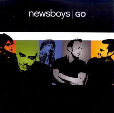 Go CD  -     By: Newsboys