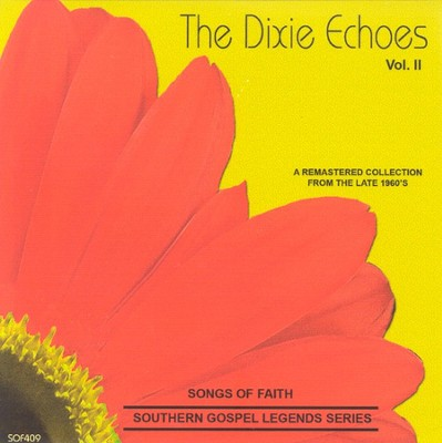 The Dixie Echoes, Volume 2 CD   -