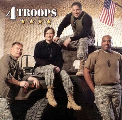 4Troops CD   -     By: 4Troops