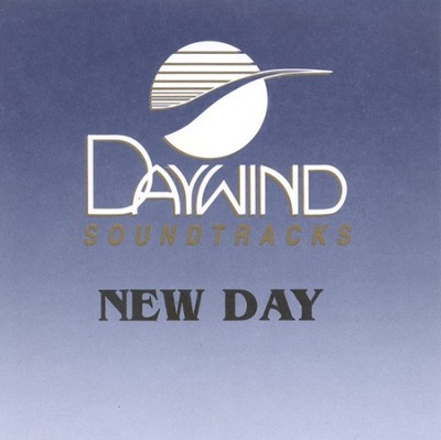 New Day, Accompaniment CD   -     By: Jeff Easter, Sheri Easter