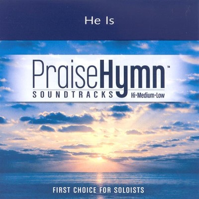 He Is, Accompaniment CD   -     By: Aaron*Jeoffrey